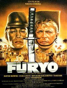 "Affiche de ""Furyo"" (1983)"