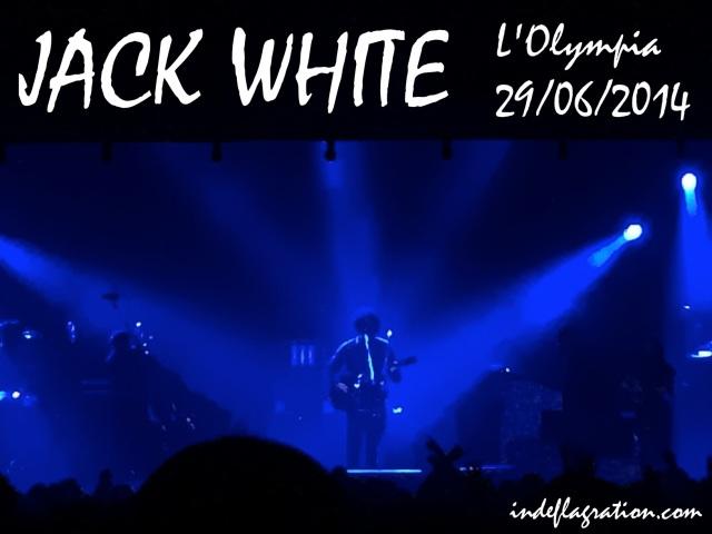 jack white olympia